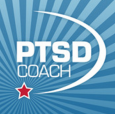 PTSD Coach app. An app focused on managing PTSD. Contact us for support today.