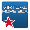 Virtual Hope Box app for depression. Call us today for help with depression.
